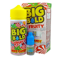Big Bold Fruity: Mint Candy 0mg 100ml Short Fill E-Liquid