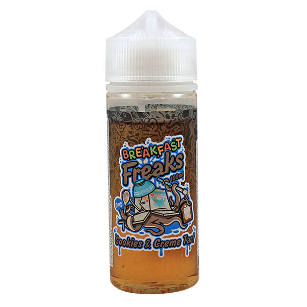 Frozen Freaks Cookies and Creme Tart E-Liquid 100ml Short Fill