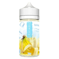 Banana Ice E-Liquid by Skwezed - Short Fills UK