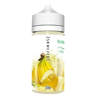 Banana E-Liquid by Skwezed - Short Fills UK