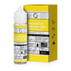 Banana Cream Pie E-Liquid by Glas 50ml Short Fill