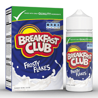 Breakfast Club Frosty Flakes 0mg 100ml Short Fill E-Liquid