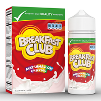 Breakfast Club Marshmallow Charms 0mg 100ml Short Fill E-Liquid