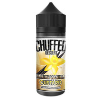 Deluxe Vanilla Custard  E-Liquid by Chuffed - Short Fills UK