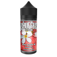 Chuffed Blossom: Red Apple and Raspberry 0mg 100ml Short Fill E-Liquid