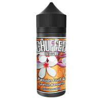 Chuffed Blossom: Passion Fruit and Spanish Mandarin 0mg 100ml Short Fill E-Liquid