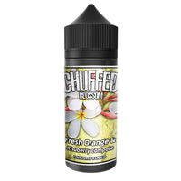 Chuffed Blossom: Fresh Orange and Rhubarb Compote 0mg 100ml Short Fill E-Liquid