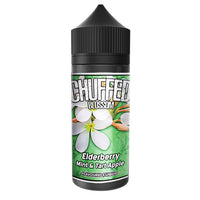 Chuffed Blossom: Elderberry, Mint and Tart Apple 0mg 100ml Short Fill E-Liquid