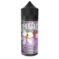 Chuffed Blossom: Sweet Peach & Italian White Grape 0mg 100ml Short Fill E-Liquid