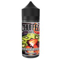 Chuffed Fruits: Acai Fruit Pot 0mg 100ml Short Fill E-Liquid