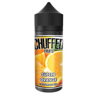 Chuffed Fruits: Superb Orange 0mg 100ml Short Fill E-Liquid