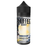Chuffed Dessert: Blueberry Custard 0mg 100ml Short Fill E-Liquid