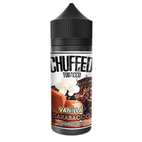 Chuffed Tobacco: Vanilla Carabacco 0mg 100ml Short Fill E-Liquid