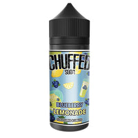 Chuffed Soda: Blueberry Lemonade 0mg 100ml Short Fill E-Liquid