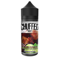 Lime Kola E-Liquid by Chuffed - Short Fills UK