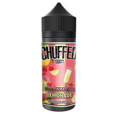 Strawberry Lemonade E-Liquid by Chuffed - Short Fills UK