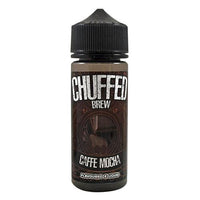 Caffe Mocha  E-Liquid by Chuffed - Short Fills UK