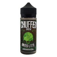 Minted Latte  E-Liquid by Chuffed - Short Fills UK