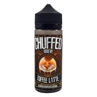 Toffee Latte  E-Liquid by Chuffed - Short Fills UK
