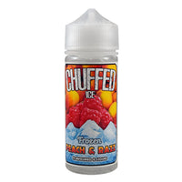 Chuffed Ice: Frozen Peach & Razz 0mg 100ml Short Fill E-Liquid
