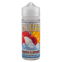 Frozen Mango & Lychee E-Liquid by Chuffed  - Short Fills UK