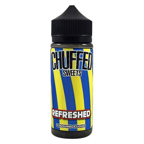 Chuffed Sweets: Refreshed 0mg 100ml Short Fill E-Liquid