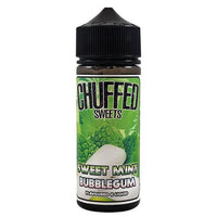 Sweet Mint Bubblegum E-Liquid by Chuffed  - Short Fills UK