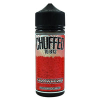 Strawberry E-Liquid by Chuffed  - Short Fills UK