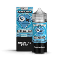 Blue Taffy E-Liquid by Candy Man - Short Fills UK