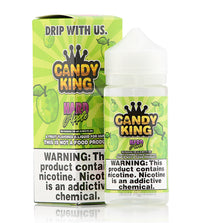 Hard Apple E-liquid by Candy King 100ml Short Fill