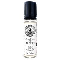 Chilled Cherry & Blackcurrant E-Liquid by Padstow Blends - Short Fills UK