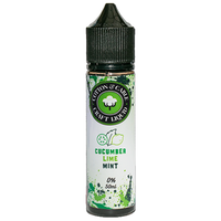 Cucumber Lime Mint by Cotton & Cable Desserts 50ml Short Fill