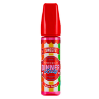 Sweet Fusion E-Liquid by Dinner Lady Tuck Shop 50ml Short Fill