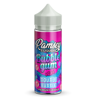 Double Bubble E-Liquid by Ramsey E-Liquids - Short Fills UK
