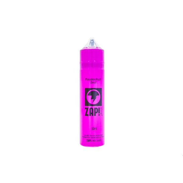 Zap! Juice Passionfruit Zest E-Liquid 50ml Short Fill