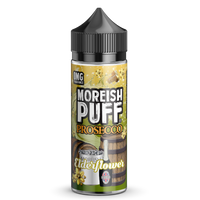 Moreish Puff Prosecco Elderflower 0mg 100ml Short Fill E-Liquid