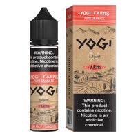 Pomegranate by Yogi Farms 50ml Short Fill