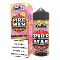 The Fire Man E-Liquid by One Hit Wonder 100ml Short Fill