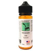 Frost E-Liquid by Element 100ml Short Fill