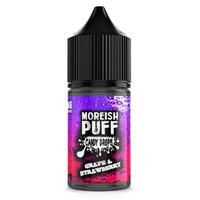 Grape & Strawberry Candy Drops E-Liquid by Moreish Puff 25ml Short Fill