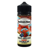 Heaven Haze Berries Double Dip 0mg 100ml Short Fill E-Liquid
