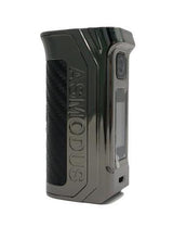 Asmodus Amighty Box Mod 100w | Chrome Gun Metal