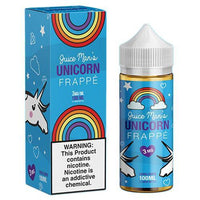 Juice Man Unicorn Frappe 0mg 80ml Short Fill E-Liquid