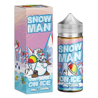 Juice Man Snow Man on Ice 0mg 80ml Short Fill E-Liquid