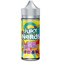 Gobbly Gobstopper by Juicy Nerds 100ml Short Fill