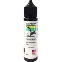 Element Emulsion: Key Lime Cookie & Frost 0mg 50ml Short Fill E-liquid