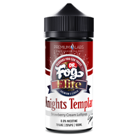 Elite - Knights Templar E-liquid by Dr. Fog 100ml Short Fill