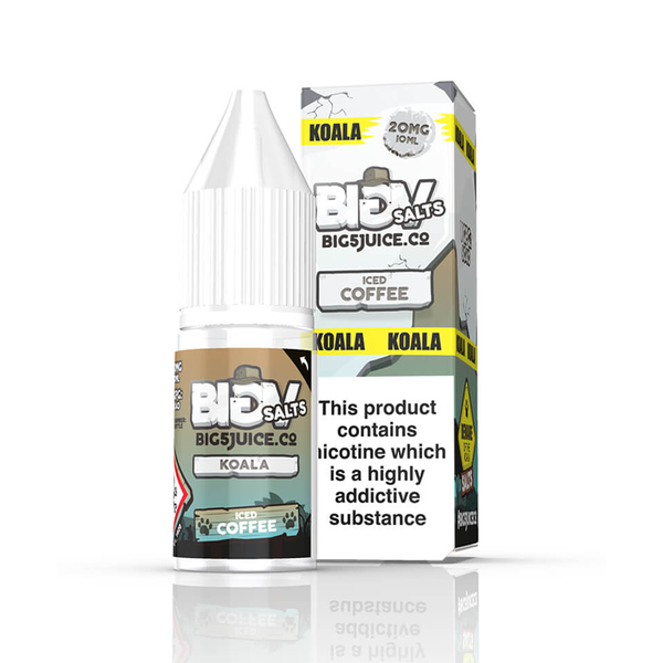 Big 5 Koala 20mg 10ml Nic Salt