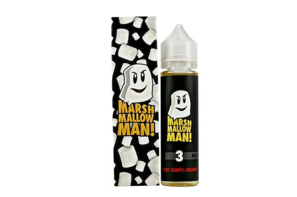 Marina Vape Marshmallow Man III 120ML