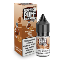 Maple Bar Donut Nic Salt by Moreish Brewed 10ml